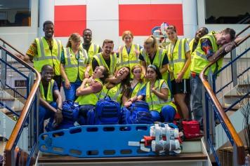 EMT group photo!